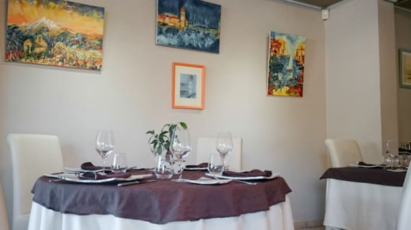 Salle du restaurant - Le Don Quichotte, Canet-en-Roussillon