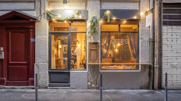 Entrée - Catie's, Lyon