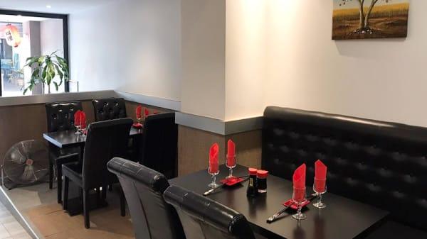 Vue de la salle - Yile sushi, Enghien-les-Bains