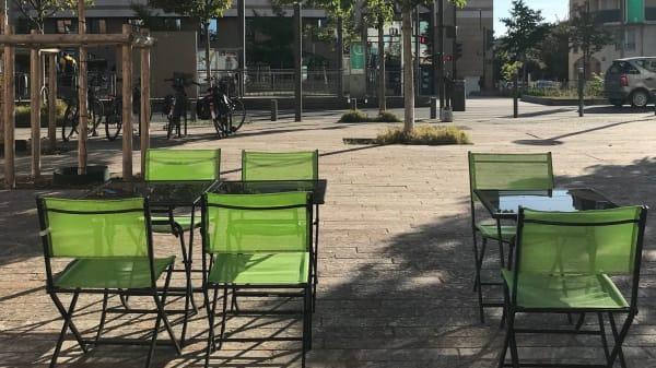 Terrasse - Resto Paradis, La Garenne-Colombes