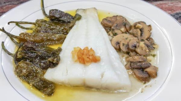 Sugerencia del chef - Veiga, Barcelona