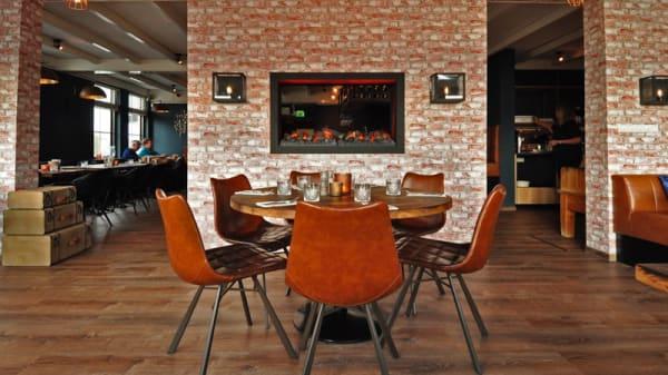 Restaurant - Brasserie La bouche, Badhoevedorp