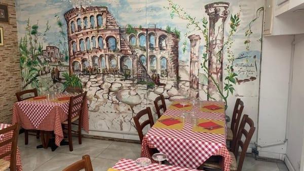 Interno - Non C'è Trippa Pe Gatti, Rome