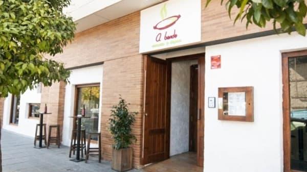 Vista fachada - A Banda, Sevilla