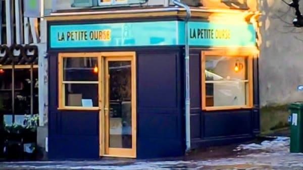 Entrée - La Petite Ourse, Limoges