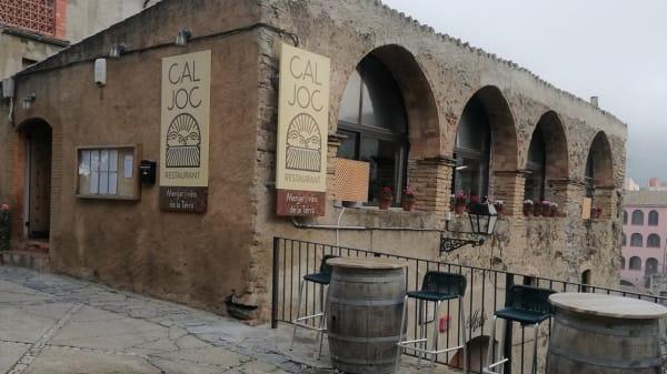 Terraza - Cal Joc, Torroja Del Priorat