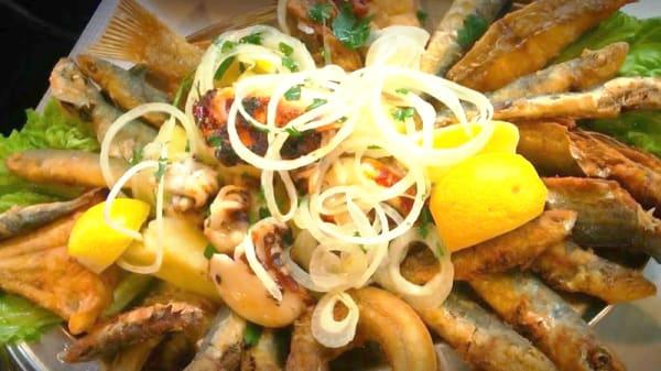 Sugerencia del chef - Taberna O Noso Eido, Salvaterra De Miño