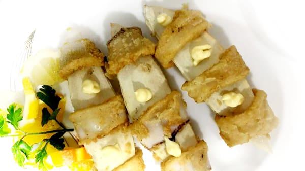 Sugerencia del chef - The Pescaito, Fuengirola