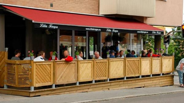 terrasse - Lilla Krogen, Norrköping