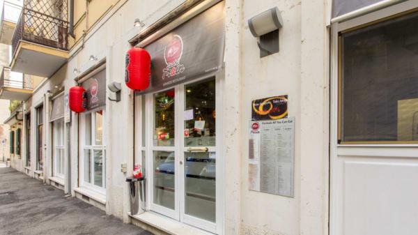 Entrata - SushiTrain, Verona