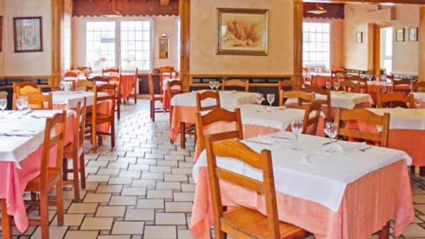 Vista de la sala - Hotel Restaurante El Molino en Pancorbo, Pancorbo