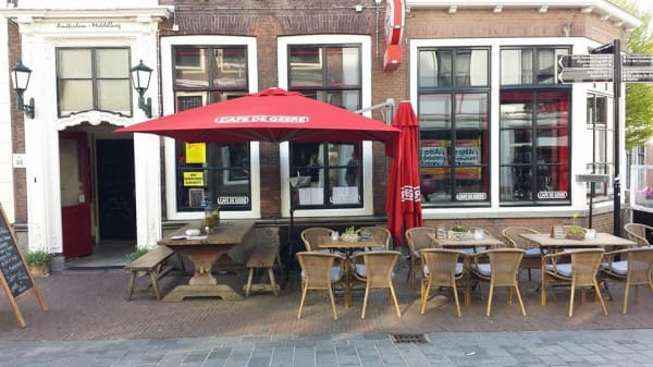 Entree - De Geere, Middelburg