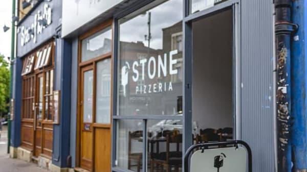 Entrance - Stone Pizzeria, London