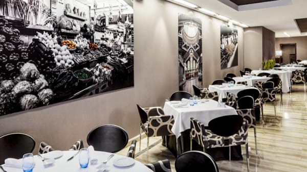 Vista interior - Vinatea - Hotel Astoria, Valencia