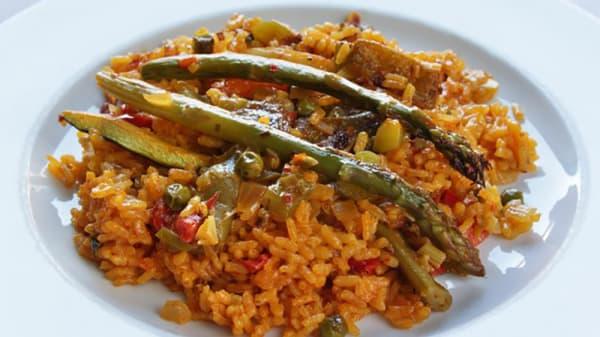 Sugerencia del chef - Rotonda de Pacífico, Madrid