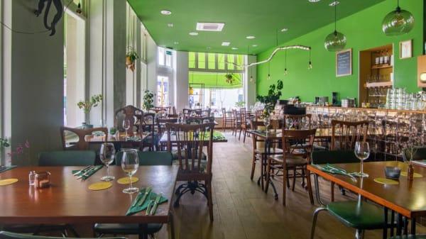 Het restaurant - Ethica Restaurant & Bar, Haia