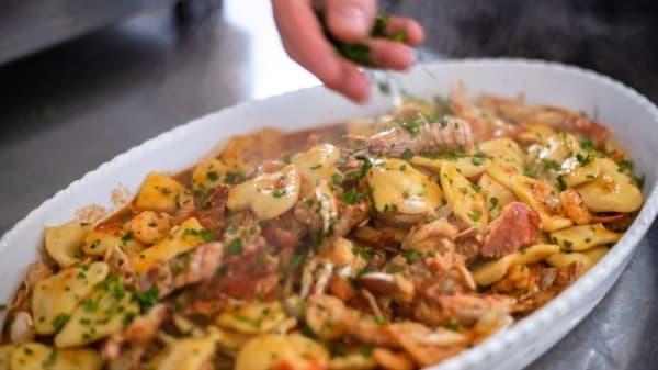 Lo Chef Consiglia - La Nicchia, Trani