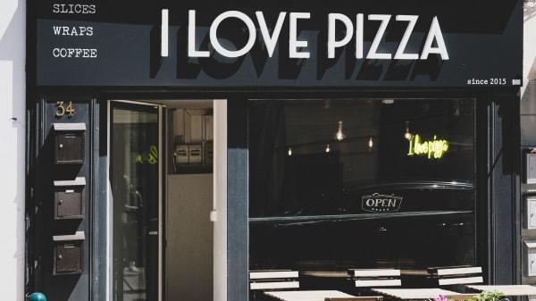 Entrée - I Love Pizza, Pontoise