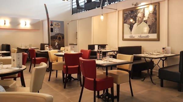 Salle du restaurant - La Table à Jo, Montauban