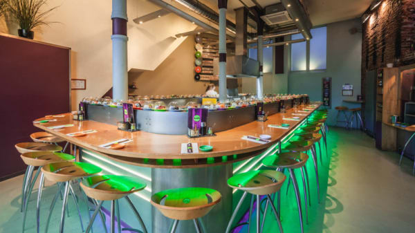Restaurant - Zushi, Ámsterdam
