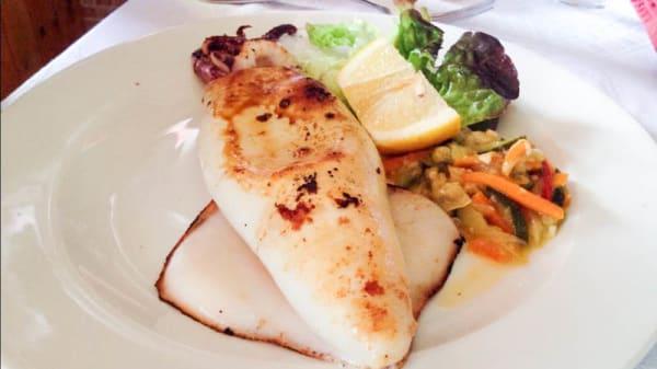 Sugerencia de plato - Mari Luz Restaurante, Aguilas