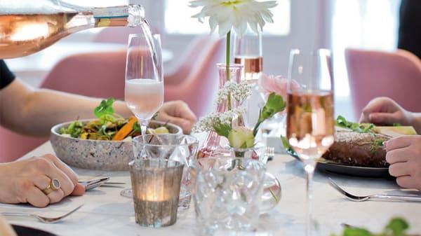 Lunchen - Ineke's Restaurant, Deurne