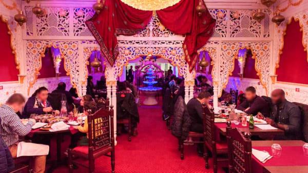 Vue salle - Le Kashmir Lounge, Marseille