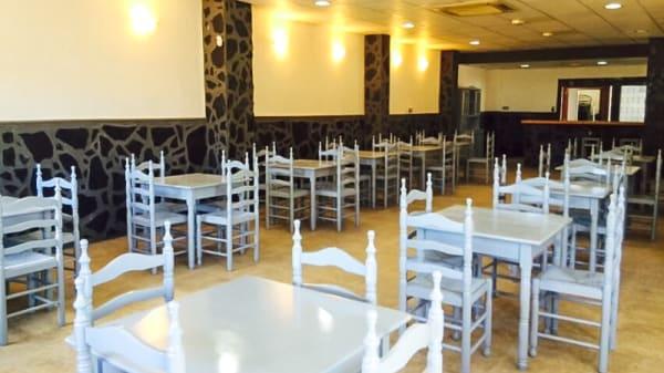 Sala del restaurante - La Torrà, Silla