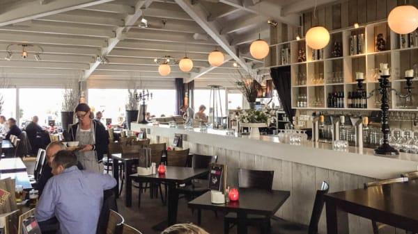 Het restaurant - Strandpaviljoen Paal 10, Ouddorp