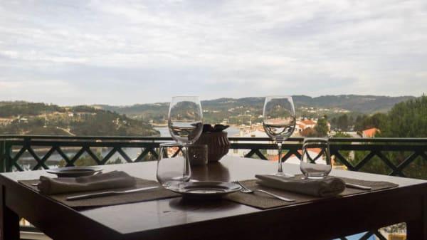 Vista restaurante - Sabores da Albufeira, Abrantes