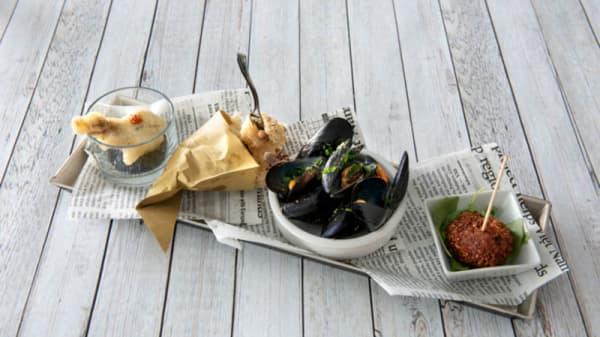 Suggerimento dello chef - Al Bistrot 75, Lido di Ostia