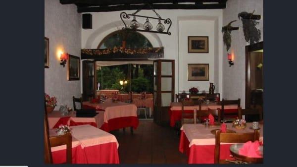 sala rustica - Ristorante Il Castello, Laveno Mombello