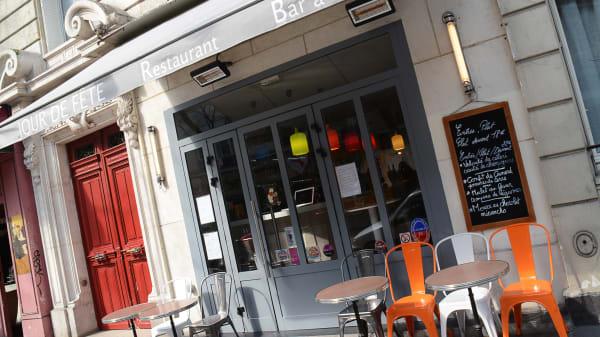 Bienvenue au restaurant Jour de Fête - Jour de Fête, Paris