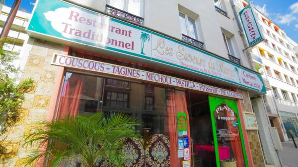 Bienvenue au restaurant Les saveurs du Maroc - Les Saveurs du Maroc, Paris