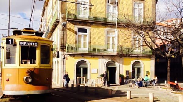 Restaurante - Tram, Porto