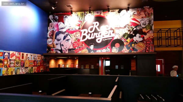 roc - Rock Burger - Shopping Vila Velha, Vila Velha