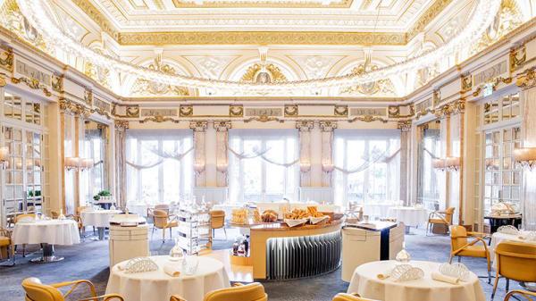 Salle Louis XV - Alain Ducasse à l'Hôtel de Paris (c) Pierre Monetta - Le Louis XV-Alain Ducasse à l'Hôtel de Paris, Monaco