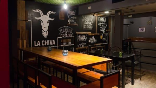 Vista sala - La Chiva, Ramos Mejía