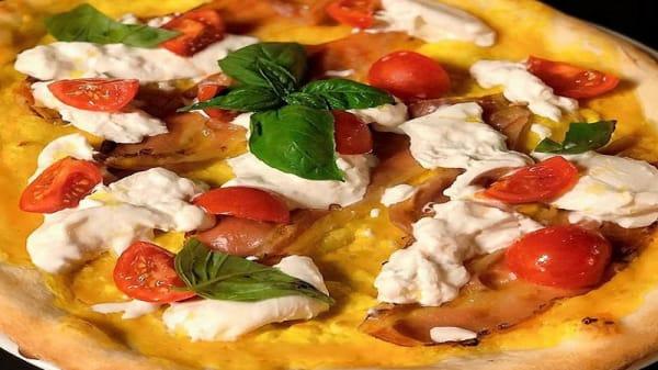 suggerimento dello chef - Ristorante Pizzeria New Feeling & Giandolina, Sarzana