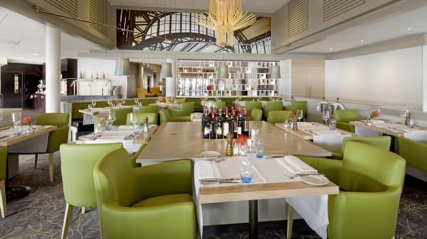 Het restaurant - Mövenpick, Den Bosch