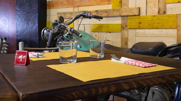 Vista della sala - Garage Beer & Burgers, Roncadelle