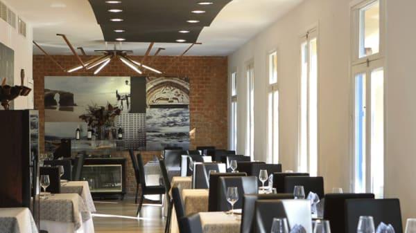 Sala del restaurante - Meigadas, Madrid