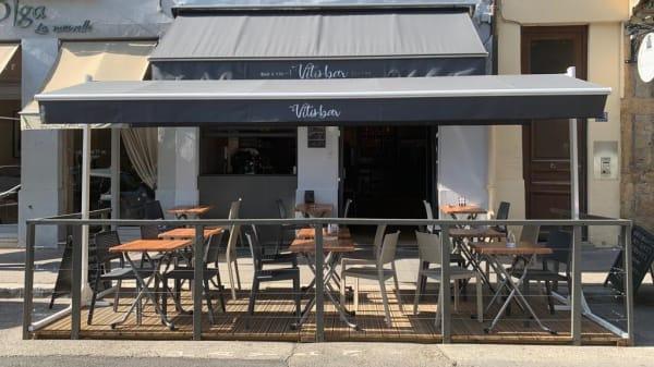 Exterieur - Le Vitis Bar, Lyon