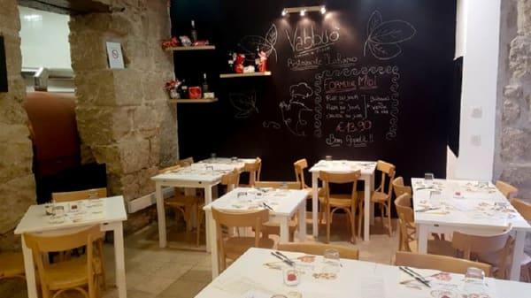 Salle - Vabbuo Cucina E Pizza, Nice