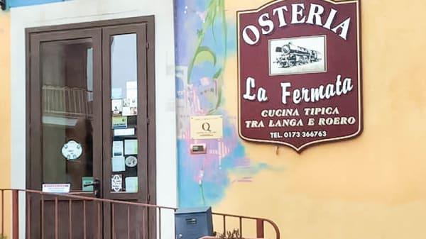 esterno - La Fermata, Mussotto