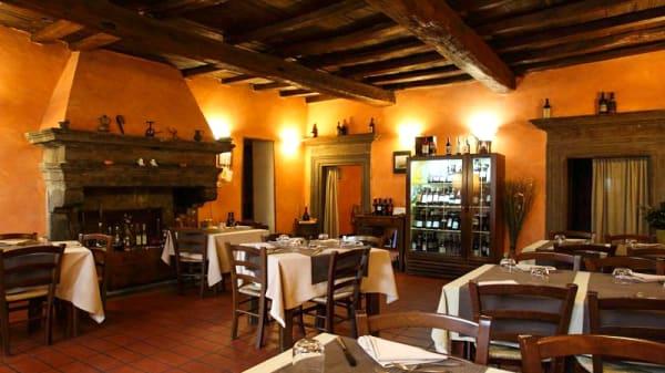 Sala - Il Vicoletto 1563, Vignanello
