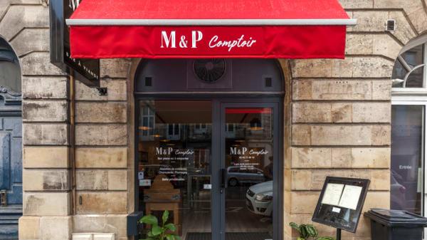 Devanture - M&P Comptoir, Bordeaux