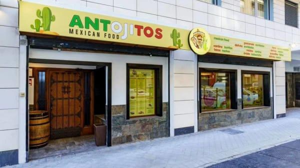 Antojitos Mexican Food, Granada