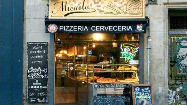 Esterno - Micaela Pizzería, Barcelona