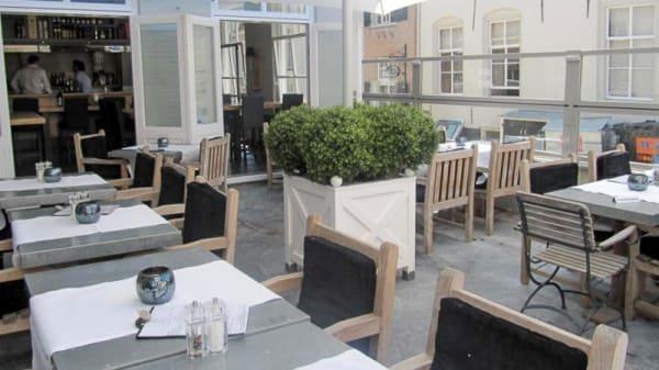 Ingang - Restaurant en Kookstudio VaNDijK, Heusden